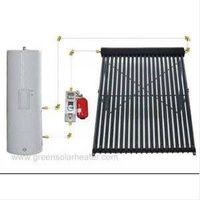 Newly type split pressurized solar water heater