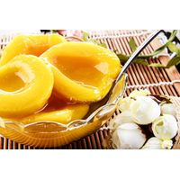 Halve,Sliced Or Diced Canned Yellow Peach In Syrup