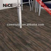 hand scratched surface laminate flooring