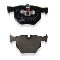 Auto Brake Pads-AC0041C thumbnail image