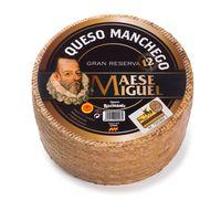 Anejo Manchego Cheese PDO   Maese Miguel Gran Reserva thumbnail image