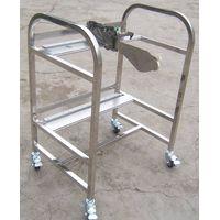 smt juki feeder cart for chip mounter,smt juki feeder storage cart