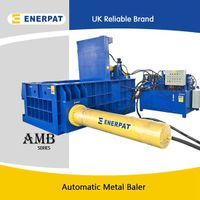 UK brand and CE approved metal baler thumbnail image