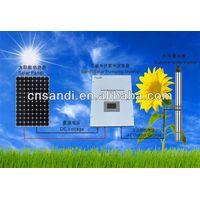Solar pump inverter for water irrigation system