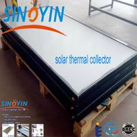 flat plate solar collector of 2sqm