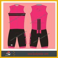 Men's Pro Tri wear High Performance Lycra Triathlon clothes trisuit