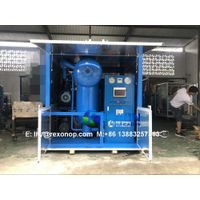 Cost- Effective Insulation Oil Purifier Plant & Oil Flushing Unit