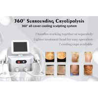 Portable 360 Cryolipolysis Body Silmming Machine