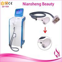Niansheng Professional 808nm Diode Permanent Laser Hair Removal  machine
