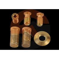 Brass Anchor replacements for Loop-Loc safety covers