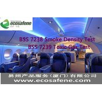 BSS7239 Toxicity Test to Aircraft material-Boeing Standard