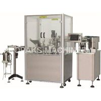 Perfume Filling & Capping Machine