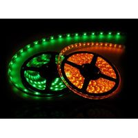 48led/m Brown PCB waterproof IP68 5050 led strip light 5m/reel