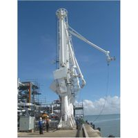 LNG marine loading arm