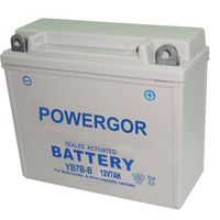 high quality 12v 8ah motorcycle battery