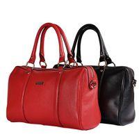 Genuine leather handbag for womens in this season