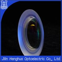 Optical Plano Concave Lens IR material , lens CHEAP