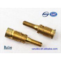 Brass external thread drive location pin thumbnail image