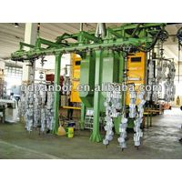 Continuous Hanging Chain Shot Blasting Machine thumbnail image