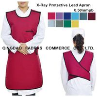 Low Price X-ray Protection Lead Rubber Apron /Suit/ Vest / Medical Radiation-Proof Clothes 0.50mmpb