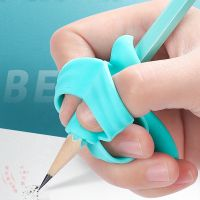The pencil grips with bird shape available for the right and left hand thumbnail image