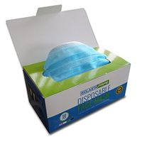 3ply Doctor Nurse Face Mask, Disposable Surgical Mask