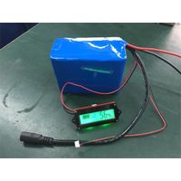 Perma Battery Pack Customized Of The Top Quality Li-ion 18650 And Lcd Display For The Power Level thumbnail image