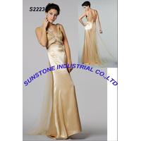 Evening dress S-2223 thumbnail image