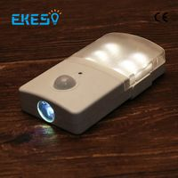 Multifunction Modern Motion Sensor Led Night Light Dusk Sensor Night Lamp