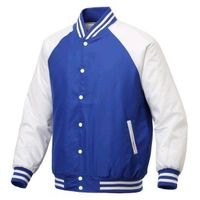 Customisible Baseball Fashion Jacket