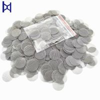 Supply stainless steel wire mesh filter disc