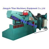 Q43-2500 hydraulic scrap metal alligator shear