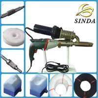 handy plastic extrusion welding gun /plastic extruder