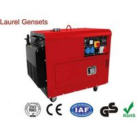 Double Cylinder Low Fuel Consumption Super Diesel Generator Air-cooled for Home Use thumbnail image
