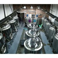 Brewhouse System/Brewing System 1000L Brewery thumbnail image
