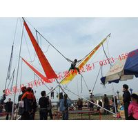 Fortable Bungee Trampoline Bungy Bounce for Sale thumbnail image