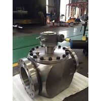 Zigong Top Entry Ball Valve