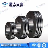 tungsten carbide roller/ roller mill/ carbide roller