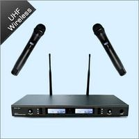 Professional UHF Wireless Microphone System