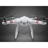 GPS multicopter with 2D brushless gimbal FPV FreeX SkyView and FreeX Parts
