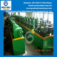 60 High Frequency Welded Pipe Line