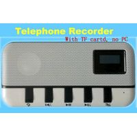 Telephone recorder, phone recorder machine thumbnail image