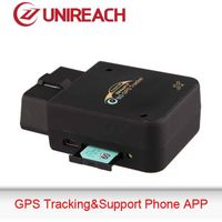 OBD GPS car tracker easy to use
