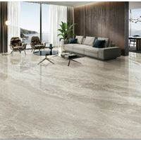 RD157P010B Fashion Design Sliver Vein link Beige marble design porcelain tile 750x1500mm