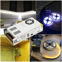 360w led driver, indoor led power supply ,switch led power supply 360w thumbnail image