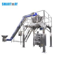 Incline Conveyor Elevator with Food Grade PP Belt thumbnail image