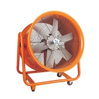 Movable Ventilator Low noise Movable Ventilator pressure blower industrial exhaust fan wholesaler thumbnail image