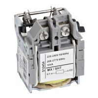 MX/SHT circuit breaker accessory thumbnail image