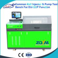 Common Rail test system Tester Bench ZQYM618D  Common Rail Pump injetor Tester thumbnail image