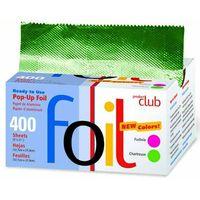 Pop-up aluminum foils